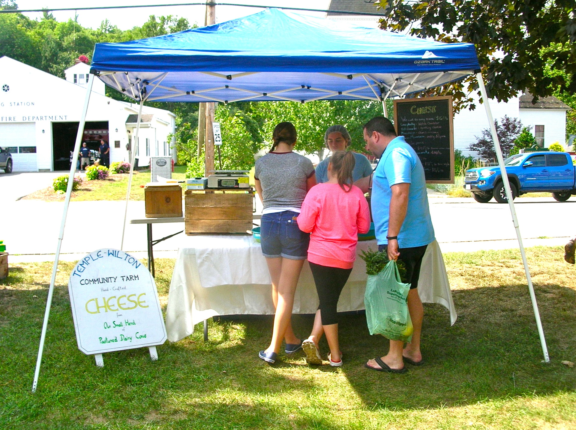 Free Cheese Samples from TWC Farm